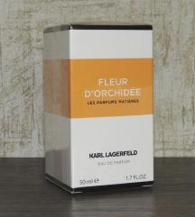Karl Lagerfeld Fleur D'orchidee 50ml, NOVO
