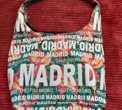 Robin Ruth Madrid platnena torba
