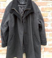 Baronia Von Gollas zimski kaput od alpake