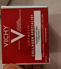 Vichy liftactiv collagen krema