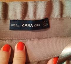 Zara kožna suknja %70 kn%