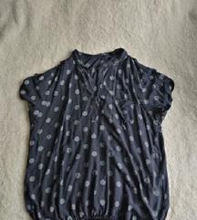 tamnoplava košuljica