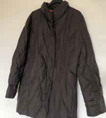 Nova plus size jakna punjena perjem