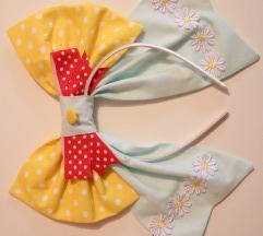 Lolita mašna za kosu Snjeguljica
