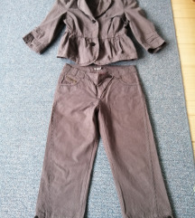 Xnation posebno pamučno ležerno odijelo