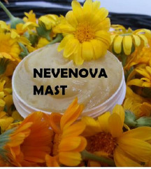 Mast od nevena od 10 do 100 grama
