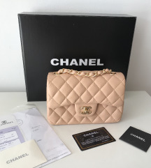 %%%%CHANEL MINI TORBICA