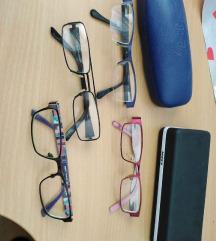 stari okviri za naočale