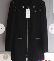 Zara kaput 34 xs novo