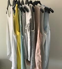 RASPRODAJA 9 Ljetnih bluza S/M