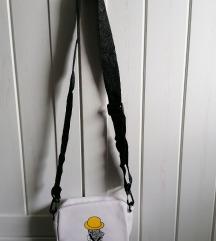 Mini aplicirana torbica