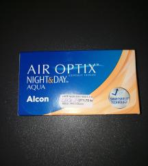 air optix night & day aqua (leće)