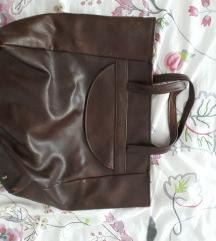 Velika smeđa torba
