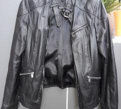 Biker jakna (prava koža) M