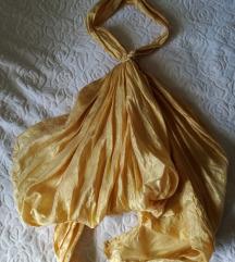 Svileni žuti top