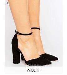 Crne cipele 38 Asos