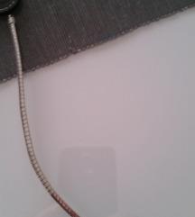 Srebro ogrlica