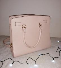 Velika roza torba
