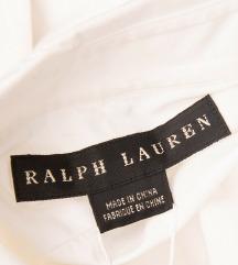 RALPH LAUREN bijela košulja haljina