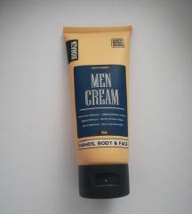 Biobaza Men cream - ruke, tijelo, lice - novo