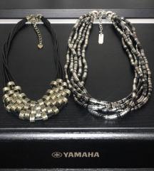 Sisley ogrlice , dvije za jednu