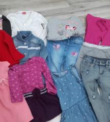 Lot za djevojčice 86-92