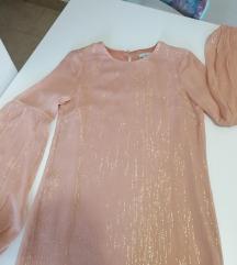 Svilena H&M haljina XS