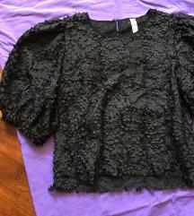 Majica crna M like zara