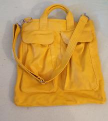 X nation torba žuta