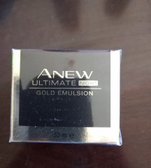 Avon Anew ultimate gold emulsion night 50 ml