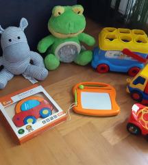 Lot igračaka