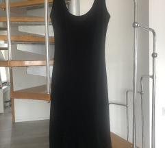Bershka haljina crna