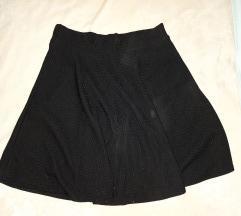 Crna suknja /  M   NOVA