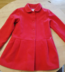 Mayoral crveni kaputić vel.9 (real.10)