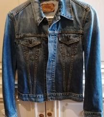 Levi's jeans jakna original vel. S