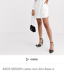 Asos kosulja/haljina
