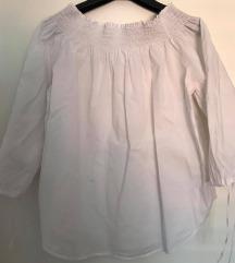 Zara bluza sa otvorenim ramenima