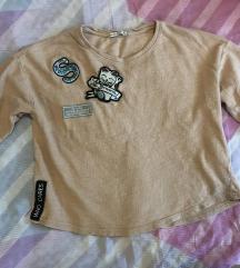Bershka debela majica