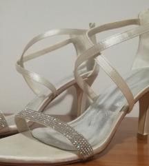Bijele sandale (nove)