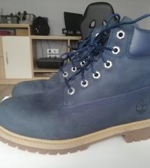 Timberland tamnoplave čizme/vel 39.5/pt uključena
