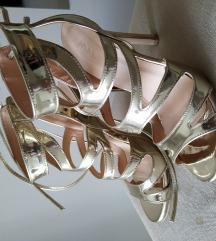 Gold stikle 36+ gold suknja xxs