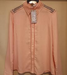 Nova roza košulja