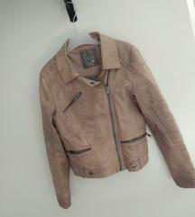 Kožna jakna c&a,140/146%%