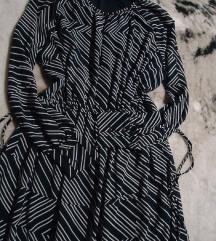 odlična h&m haljina xs ,jednom noš 30kn