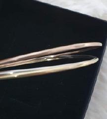 Nove srebrne narukvice- 3x