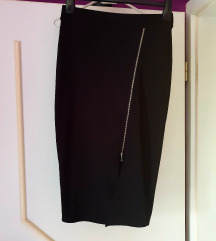 Nova pencil suknja visoki struk