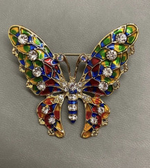 Leptir broš