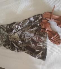 Kožne sandale + Orsay haljina gratis