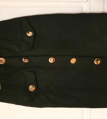 Crna suknja M