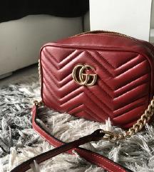 Gucci torbica prava koža hitno